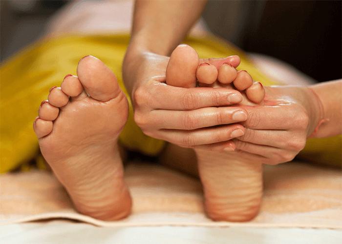 релакс для ног