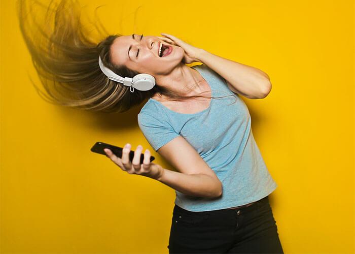 релаксация музыкой