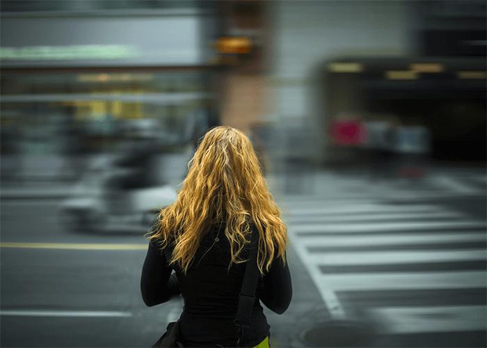 стресс в мегаполисе